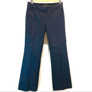 Body By Victoria Secret Christie Fit Navy Pants 6